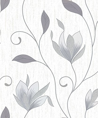 CWV Wallpaper Synergy Feature Grey M0852