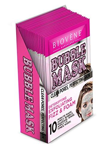 BIOVENE CHARCOAL BUBBLE MASK 12.5ML