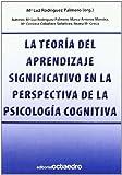 La teoría del aprendizaje significativo en la perspectiva de la psicología cognitiva (Recursos)