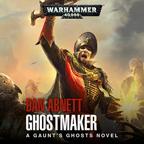 Ghostmaker cover art