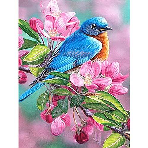 TXYANOI DIY 5D pintura de diamante redondo agua diamante cruz bordado diamante arte pájaro perla bordado hecho a mano regalo