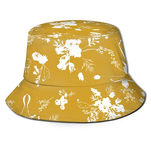 Henry Anthony Unisex Puzzle Print Travel Bucket Hat Summer Fisherman Cap Sun Hat