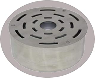 Radiador de acero inoxidable 14 cm