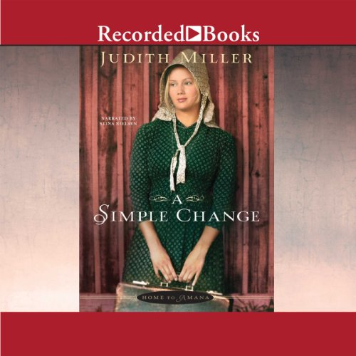 A Simple Change audiobook cover art
