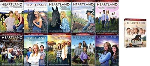 Heartland Seasons 1-11 DVD