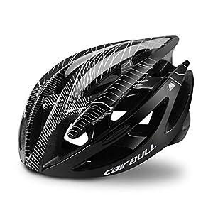 51foL8CB1hL. SS300 Cairbull M e L Caschi Ciclo Casco Ciclismo Regolabile Uomo Donne Mountain Sicurezza Protezione Caschi Bicicletta con lo…