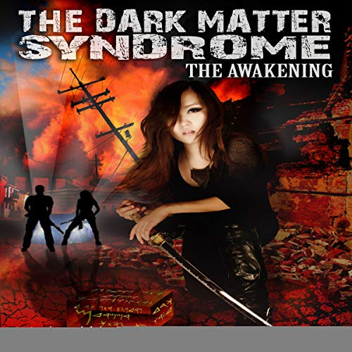 Dark Matter Syndrome audiobook cover art
