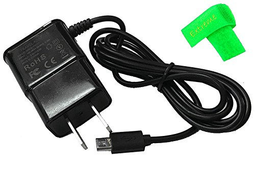 2 AMP Home Travel Wall Charger Adaptor Micro USB For Alcatel Raven LTE A574BL (2 Amp Wall Charger)