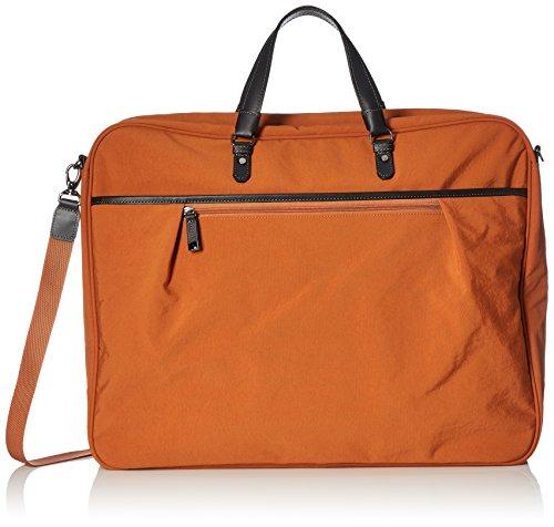 [エース トーキョー] ガーメントバッグ ドーバー 機内持ち込み可 41 cm オレンジ