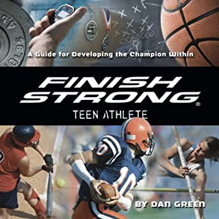 Finish Strong Teen Athlete cover art
