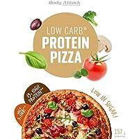 Preparado para Pizza Proteica LowCarb Body Attack 157g