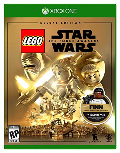 LEGO Star Wars: Force Awakens Deluxe Edition - Xbox One by Warner Home Video - Games