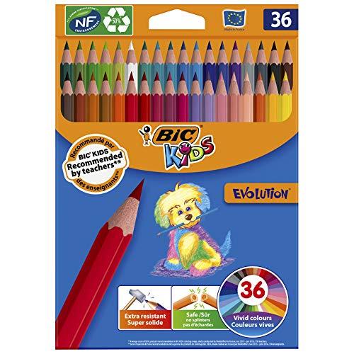 crayon de couleur carrefour