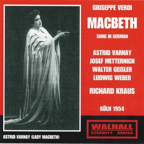 Macbeth : Act II - Den vollen Becher