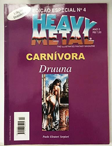 Heavy Metal: Carnivora: Druuna - Ano 2 N° 4