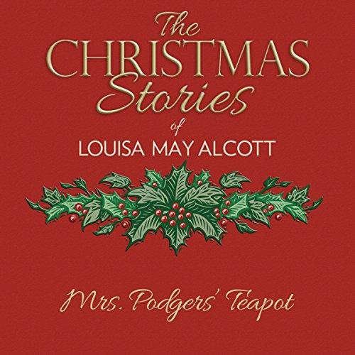 Mrs. Podgers' Teapot audiobook cover art