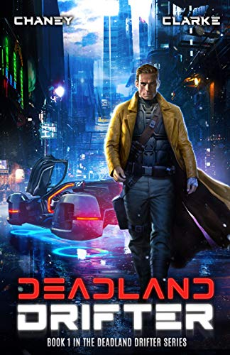 Hey fans of Jack Reacher, Renegade Star, or Altered Carbon! You'll love this science fiction thrill ride by J.N. Chaney! Deadland Drifter: A Scifi Thriller 80% off this hot new title!