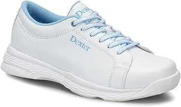 Dexter Womens Raquel V Bowling Shoes- White/Blue