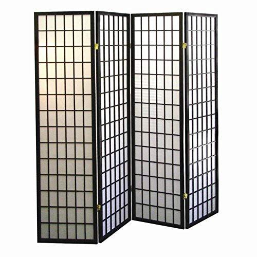 room divider screens 4 panel - 9