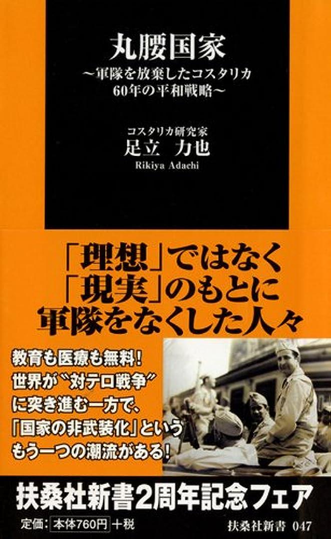 のれんアイデアモーター丸腰国家 (扶桑社新書)