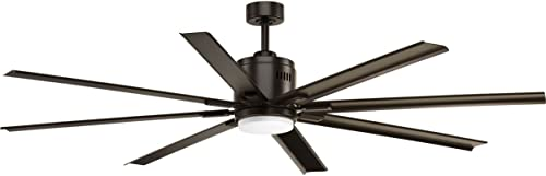 discount Vast new arrival Collection high quality 72-Inch 8-Blade Bronze Modern Ceiling Fan online