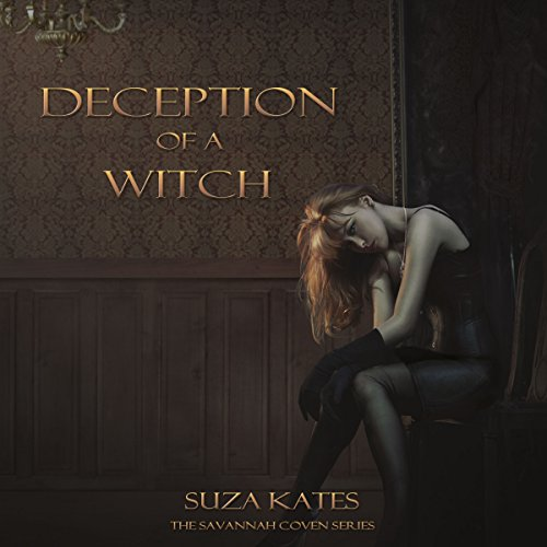 Deception of a Witch audiobook cover art
