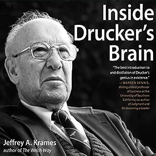 Inside Drucker's Brain cover art