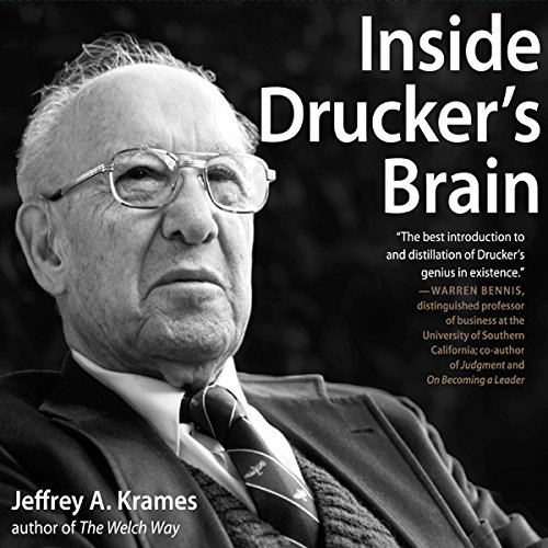Inside Drucker's Brain cover art