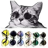 FAVOLOOK - Gafas de sol para mascotas con protección UV, para mascotas, fotos de mascotas