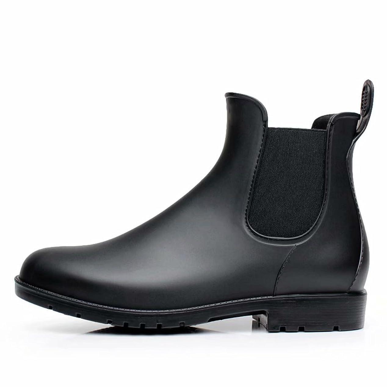 降下川優しさ[InitialG] [eleitchtee] イニシャルジー レインシューズ レディース サイドゴア レインブーツ ブーティー 雨靴 ショートブーツ 防水 作業靴 008-ym-u102