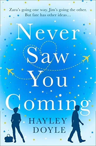 Never Saw You Coming: the new feel-good romance fiction book of 2020