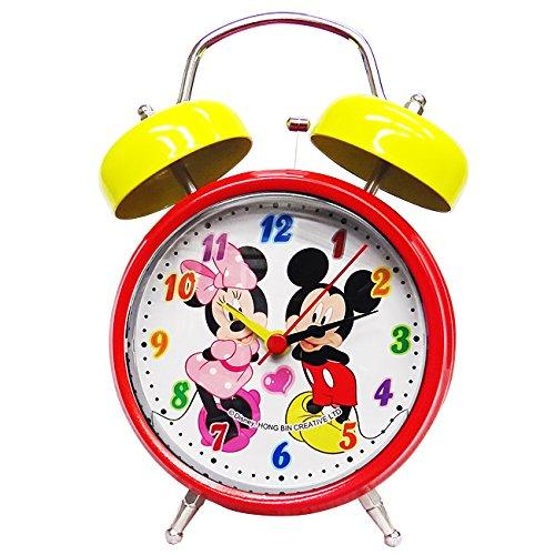 ディズニーオーケストラ目覚まし時計 ミッキー&ミニー
