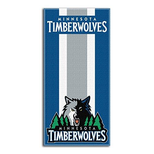 Minnesota Timberwolves NBA Team Toss Pillow (18x18 )