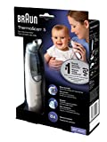Braun Welch Allyn - BRAUNIRT4520MNLA - Thermoscan 5 Pack 1 - Thermomètre Auriculaire
