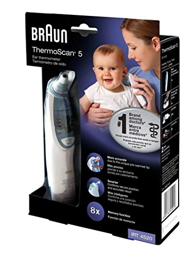 Braun IRT 4520 Thermometer