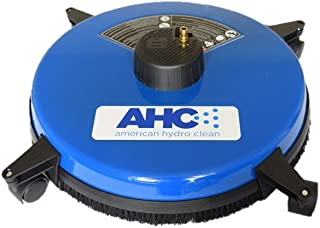 "American Hydro Clean RSC100-AJ 15"" Rotating Surface Cleaner 3400Psi with Detachable Wheel Kit (Pack of 3)"