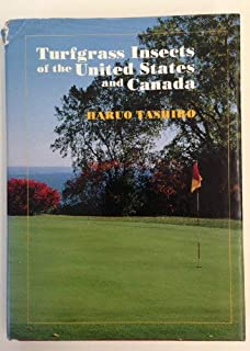 Turfgrass Insects of the United States and Canada (Comstock Book)