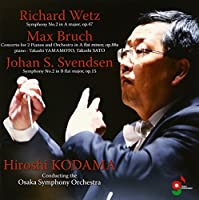 Svendsen Wetz: Symphony No. 2 by Hiroshi Kodama (2013-08-06)
