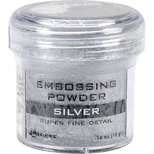 Ranger SF SilberPräge-Puder, aus Acryl, Mehrfarbig