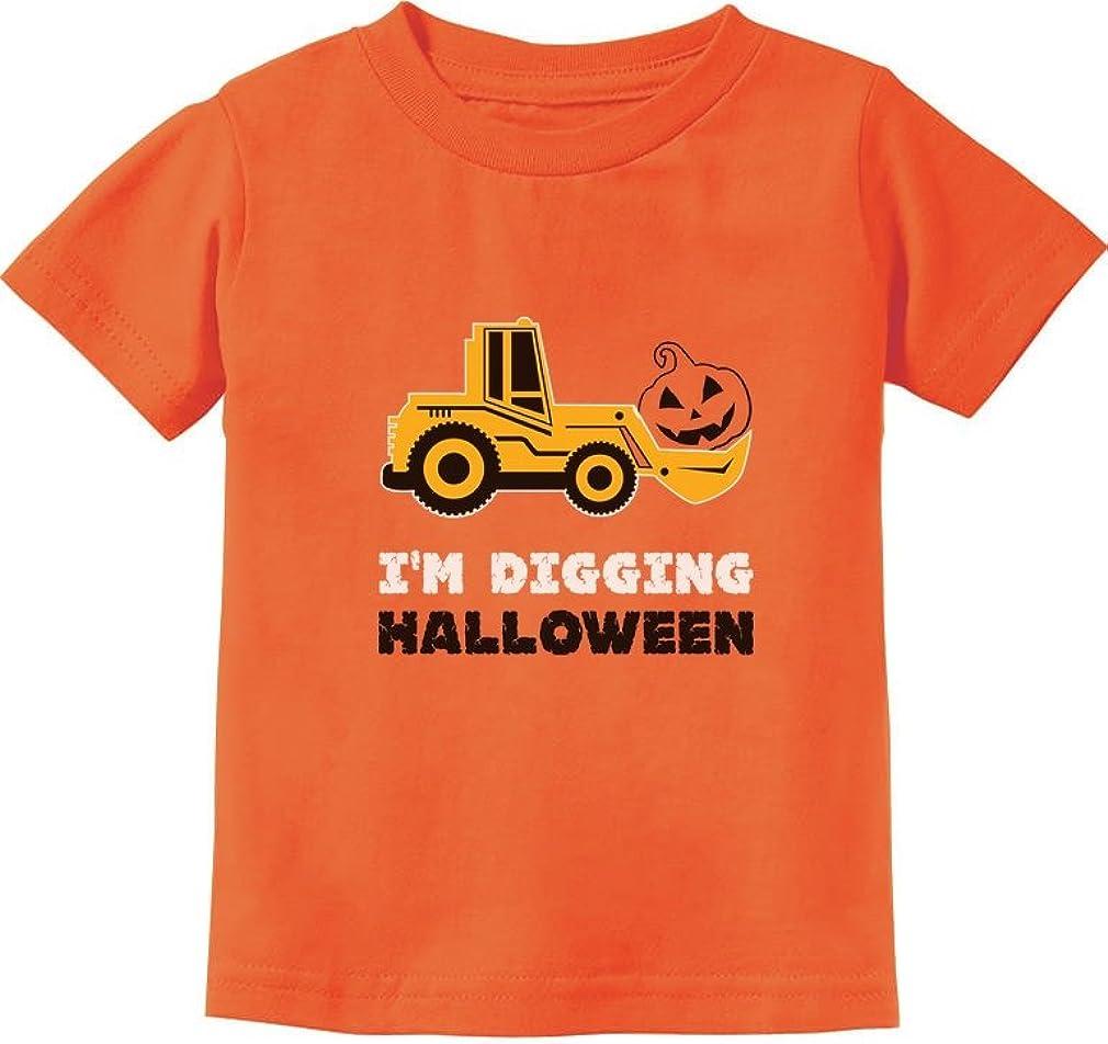 Pumpkin Smasher Jack O' Lantern Halloween Toddler Kids T-Shirt