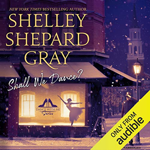 Shall We Dance? audiobook cover art