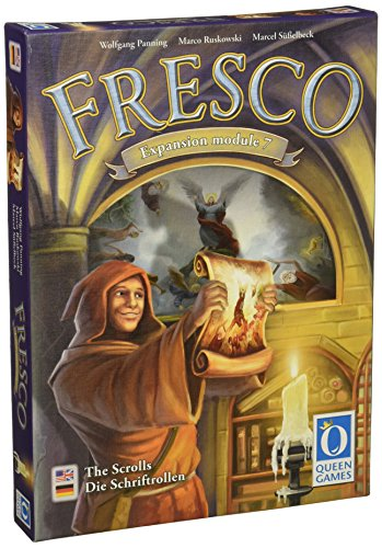Queen Games 60823 - Fresco Extension 7 : Les Parchemins