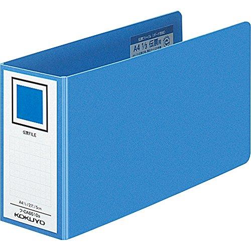 コクヨ ファイル 伝票ファイル A4 50mm フ-DA6510B