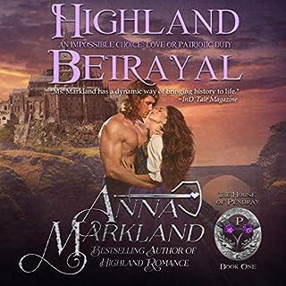 Highland Betrayal cover art