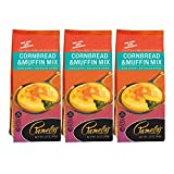 Contains 3- 12-ounce package of cornbread and muffin mix All natural ingredients Delicious, versatile and easy to use Non-GMO and organic corn meal Ships in Certified Frustration-Free Packaging