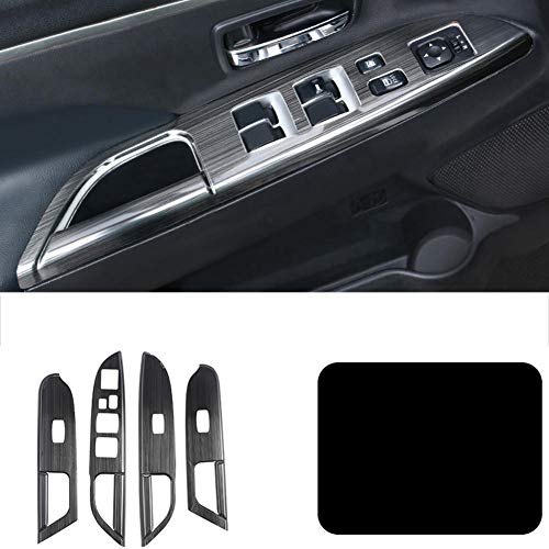JIRENSHU Bedienfeld für Autofenster, Für Mitsubishi Outlander Sport ASX RVR 2011-2019