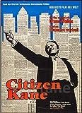 PostersAndCo TM Citizen Kane Film Rdav-Poster / Kunstdruck