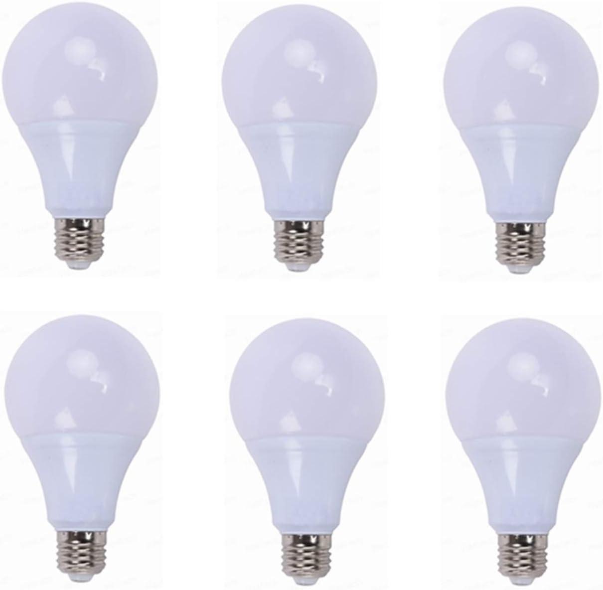 Bombilla LED tipo maíz para interior, exterior, Bombillas de luz LED de 12 voltios Base de tornillo E26 / E27 3000K / 6000K 3W / 5W / 7W / 9W / 12W / 15W 12 voltios-24 voltios de CA / CC for vehículos