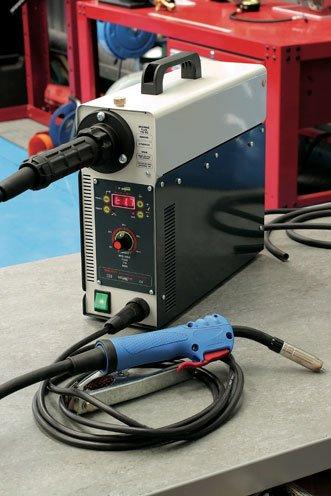 Laser 6102inversor MIG Soldador