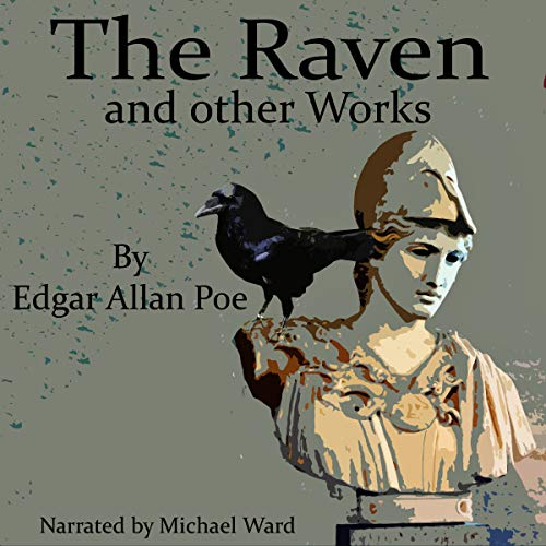 The Raven and Other Works audiobook cover art